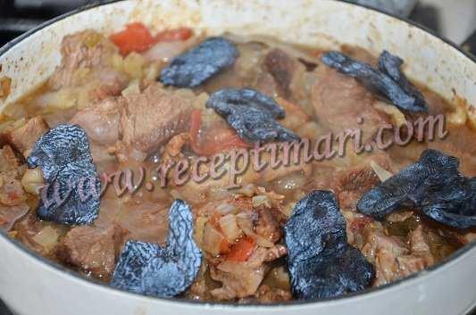 как готовить еврейское блюдо