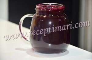легкий рецепт виноградного домашнего сока на зиму