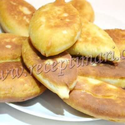 вкусные жареные пирожки