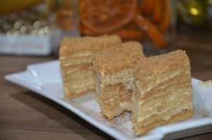 медовый торт как в грузии