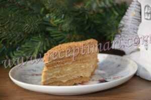 медовый торт в грузии