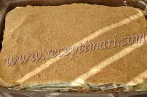 грузинский торт медок