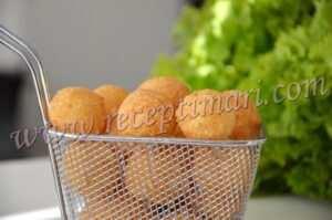 закуска шарики из сыра