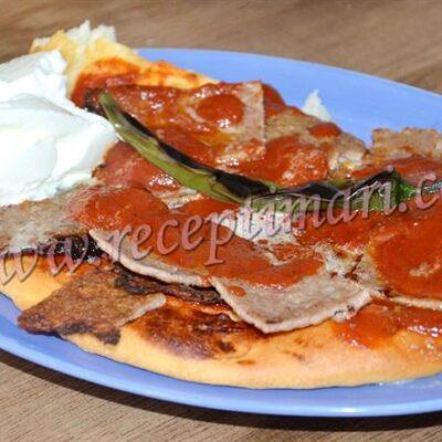 искандер кебаб турецкая кухня