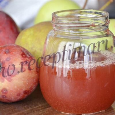 домашний сок из винограда
