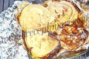 стейки из капусты в духовке