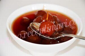 вкусное варенье из мелких яблок